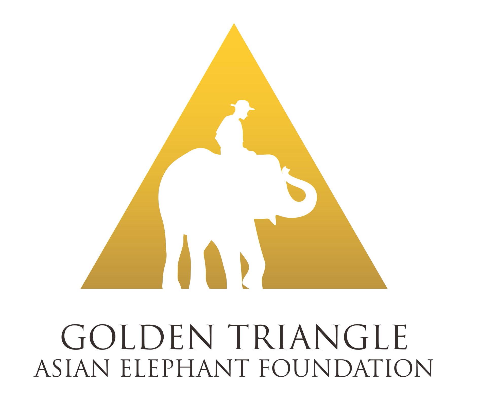 The Golden Triangle Asian Elephant Foundation  logo