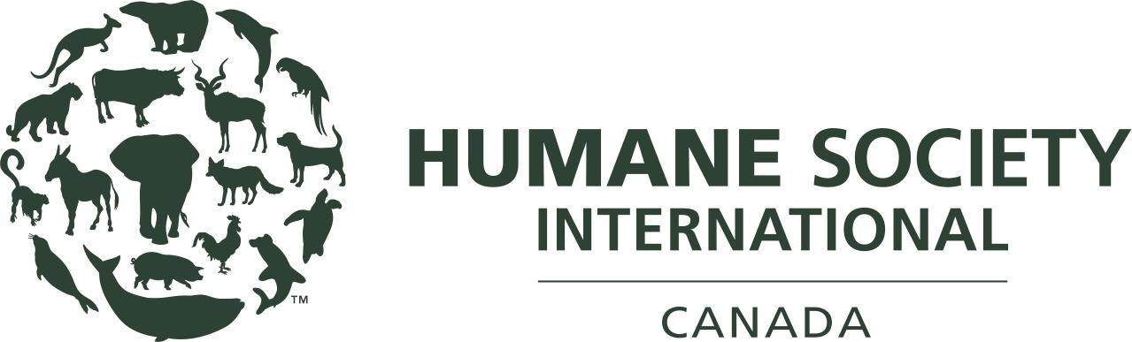 Humane Society International/Canada logo