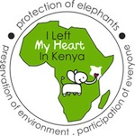 I Left My Heart in Kenya logo