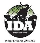 In Defense of Animals (IDA) logo