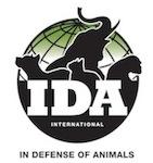 In Defense of Animals (IDA) logo