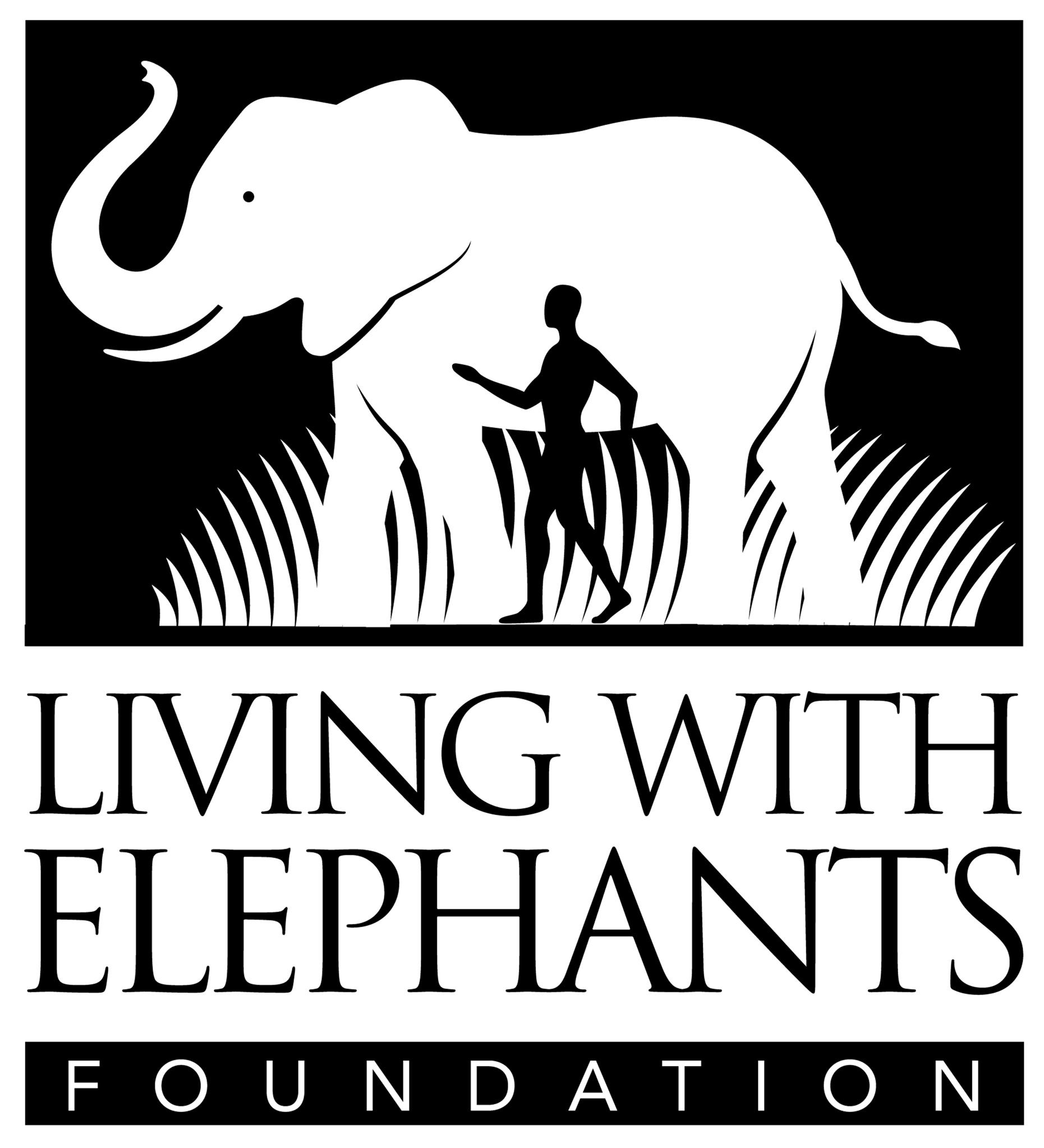Living With Elephants Foundation logo