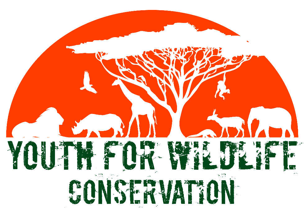 Youth for Wildlife Conservation logo