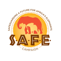 Safeguarding a Future for Africa's Elephants (S.A.F.E.) logo