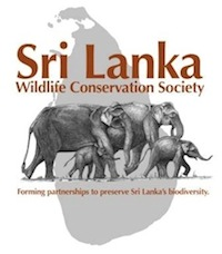 Sri Lanka Wildlife Conservation Society (SLWCS) logo
