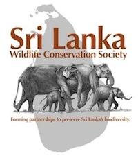 Sri Lanka Wildlife Conservation Society (SLWCS) logo