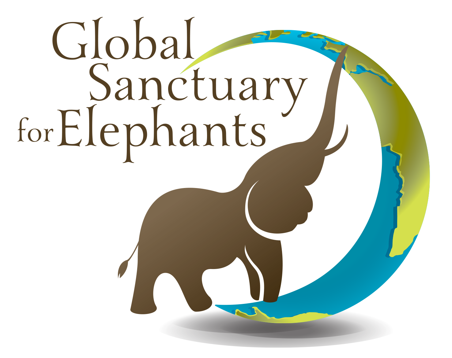 Global Sanctuary for Elephants logo