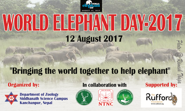 World Elephant Day_nepal_sm