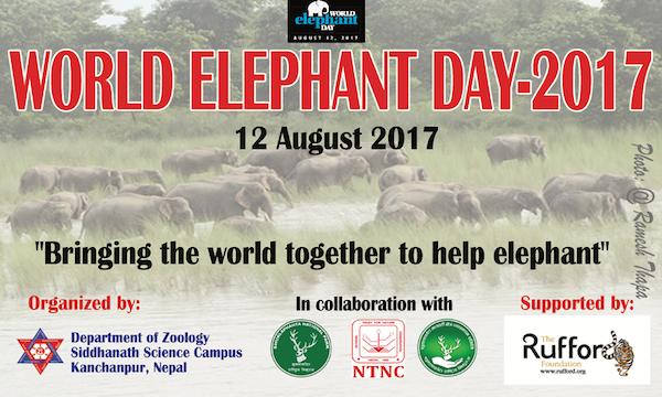 World Elephant Day_nepal_sm
