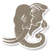 Elephant Research and Education Center  logo