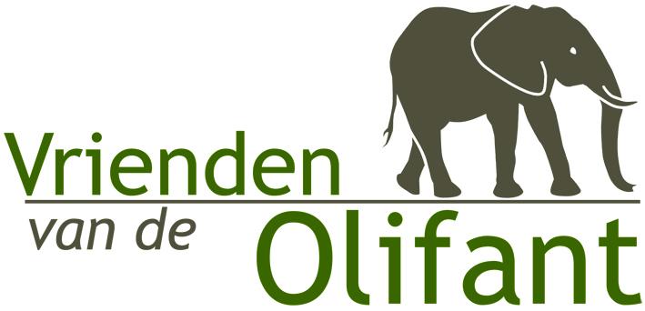 Vrienden van de Olifant / Friends of the Elephant logo