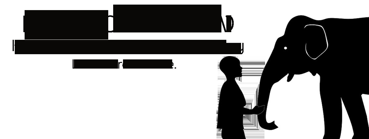 Kindred Spirit Elephant Sanctuary logo