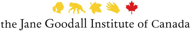 The Jane Goodall Institute of Canada logo