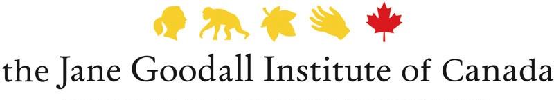 The Jane Goodall Institute of Canada logo