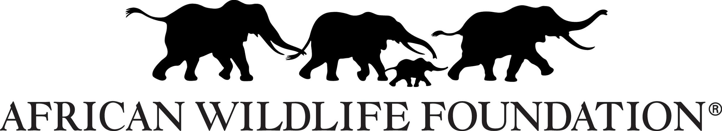 African Wildlife Foundation (AWF)  logo
